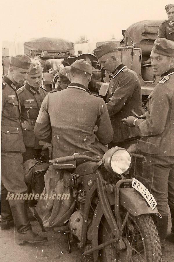 militares, militar, Alemania, camiones, parada, BMW, moto