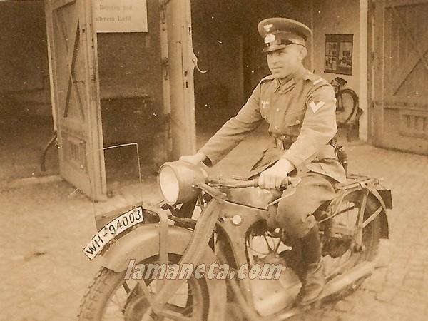 militares, militar, Alemania, BMW, parada, moto